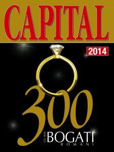 300 cei mai bogati romani